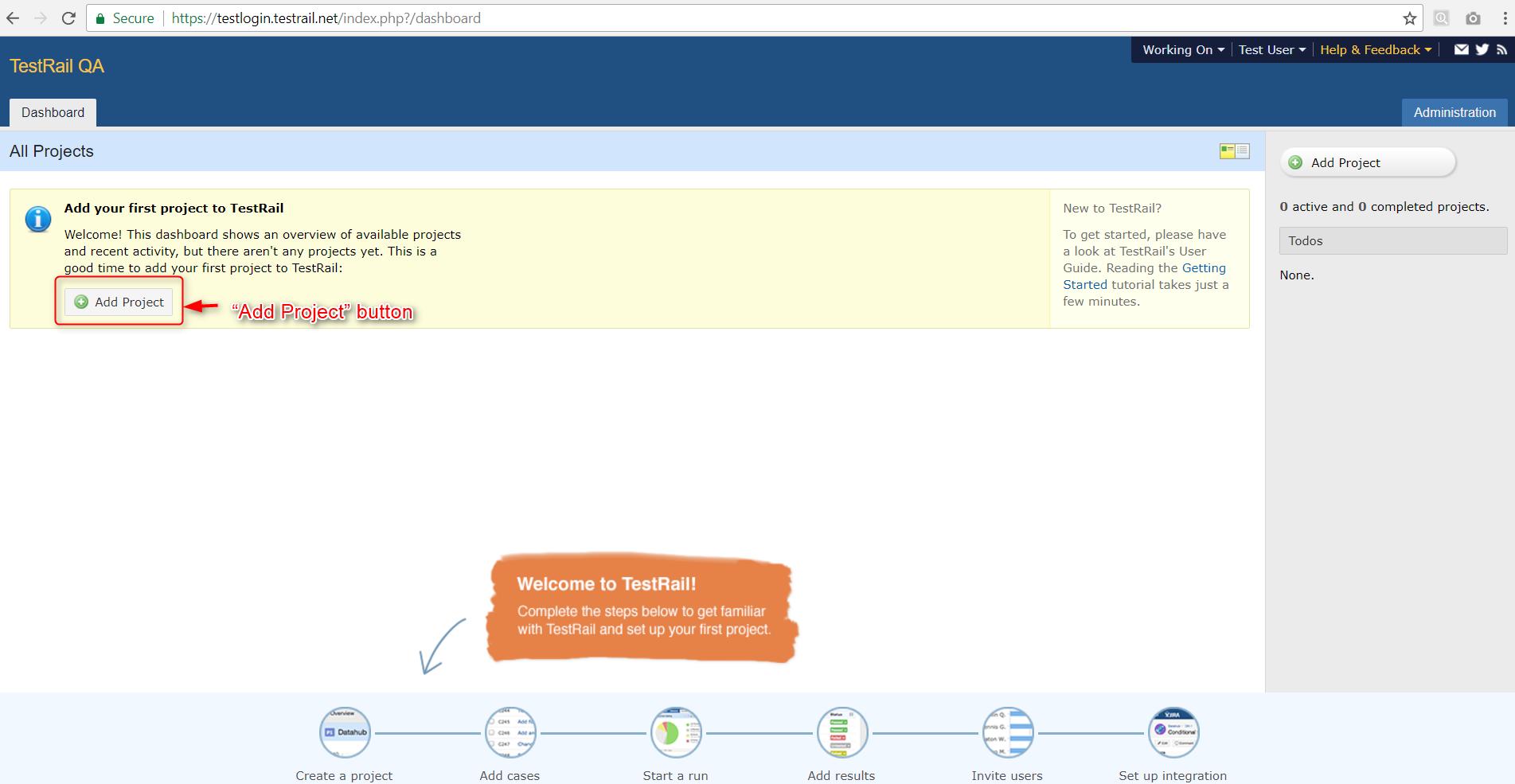 web based test management tool