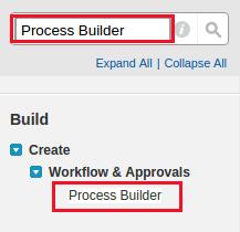 build reusable process