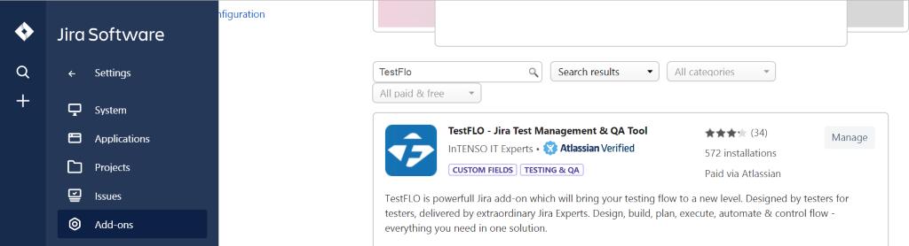 jira test management tools