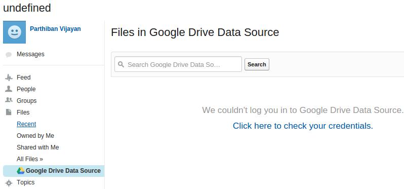 salesforce integration with google
