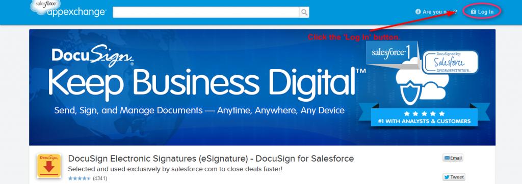 docusign salesforce integration