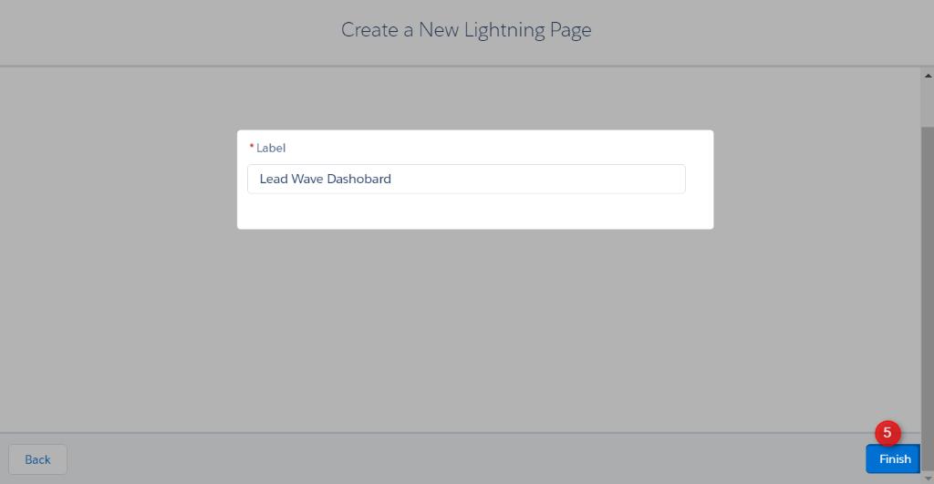 lightning app builder