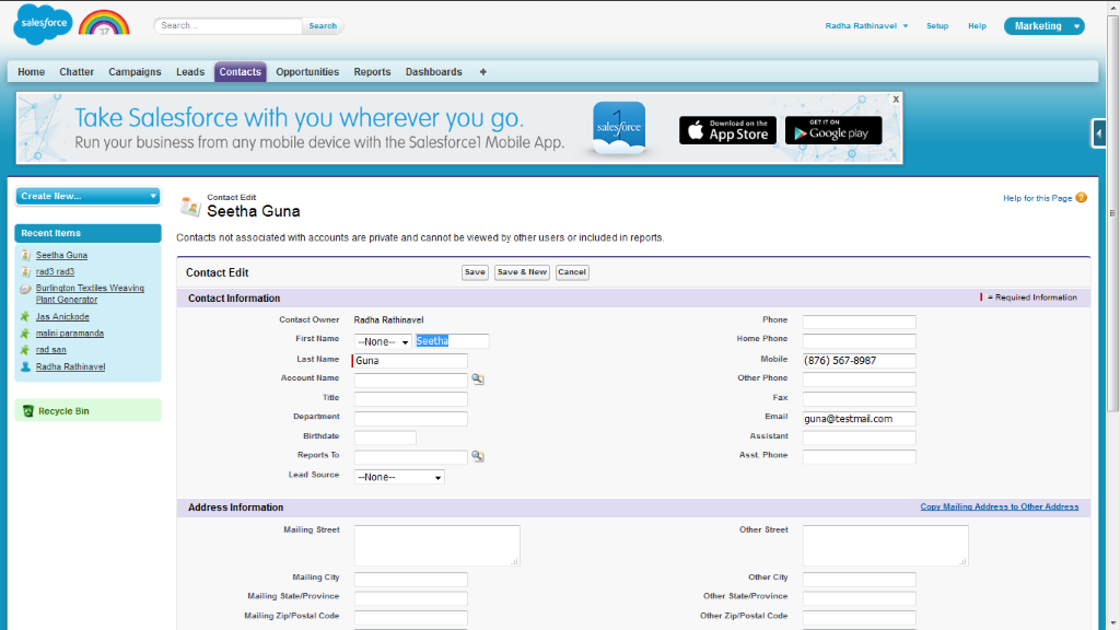 integrating crm with cms