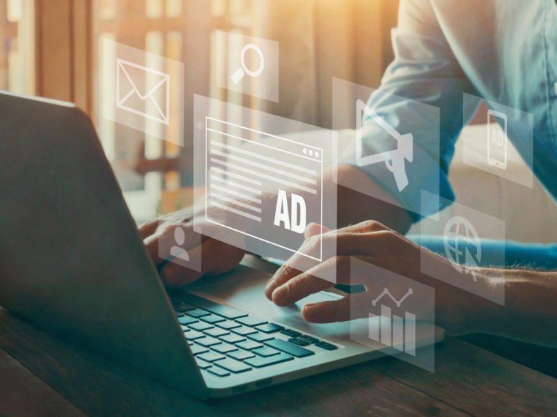 digital-marketing-concept-online-advertisement-picture-id1284549946